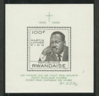 RWANDA -MARTIN LUTHER KING - Martin Luther King