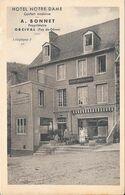 HOTEL NOTRE DAME - Confort Moderne - A. BONNET Propriétaire - ORCIVAL - Téléphone 2 - Frankreich