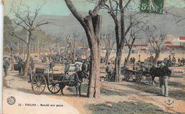 CPA Toulon - Marché Aux Puces - Toulon