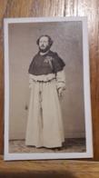 PHOTO CDV PHOTO PIERRE PETIT  IDENTIFICATION AU DOS 1850 - Antiche (ante 1900)