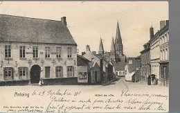 10 09/ H/    ANTOING    HOTEL DE VILLE 1907 - Belgium