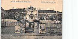 CPA EDEN-THEATRE GALLAUD - LA CIOTAT (B-du-R) - La Ciotat