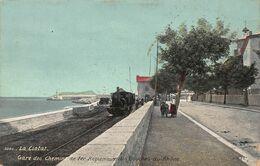 CPA La Ciotat - Gare Des Chemins De Fer Régionaux Des Bouches-du-Rhône - La Ciotat
