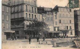 CPA La Ciotat - Un Coin Du Port - La Ciotat