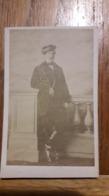 "Photo CDV PHOTO  DUC D""AUMADE 1850 - Antiche (ante 1900)"