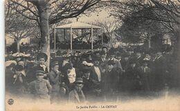 CPA Le Jardin Public - LA CIOTAT - La Ciotat