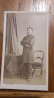 Photo CDV PHOTO  LOUIS VEUILLOT JOURNALISTE  1850 - Antiche (ante 1900)