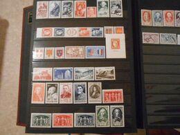 FRANCE ANNEE COMPLETE 1949 (YT 823/862)** - 1940-1949