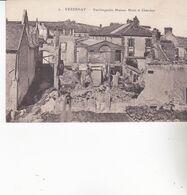 CPA 51 VERZENAY ,Vendangeoirs Maison Moêt Et Chandon. (bombardée...) - France