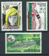 WW-/-766.-  N°1881/83, Obl. , Cote 2.00 € ,  TB - REF. COB 2003 - IMAGE DU VERSO SUR DEMANDE - Gebruikt
