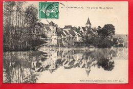 CARENNAC - Vue Prise De L'Ile De Calipso - Francia