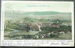 AK Heiligenstadt Bei Eichsfeld - Gelaufen Nach Unterseen (Schweiz)  9.10.1900 (555) - Heiligenstadt