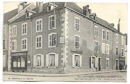 SENONES - La SOCIETE GENERALE - Banque - Rue Des Ecoles, Place Dom Calmet - Senones