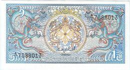 Bután - Bhutan 1 Ngultrum 1986 Pick 12.a Ref 4615-2 - Bhutan