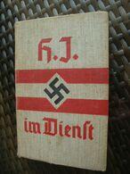 Drittes Reich KJ. Im Dienst Ausbildungsvorschrift Für Die Ertüchtigung Der Dt. Jugend Verlag Bernard & Graefe Berlin 193 - 5. Guerre Mondiali