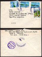 Costa Rica - 1982 - Lettre Express - Certifiée - Via Air - Envoyée à Argentina - A1RR2 - Costa Rica