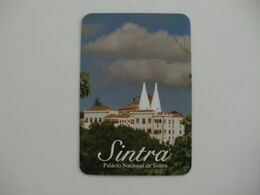 Câmara Municipal De Sintra Palácio Nacional De Sintra Portugal Portuguese Pocket Calendar 1999 - Calendari