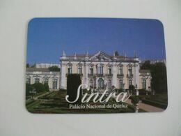 Câmara Municipal De Sintra Palácio Nacional De Queluz Portugal Portuguese Pocket Calendar 1999 - Calendari