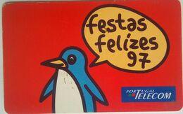 Christmas 1997 Penguin 120 Units - Portugal