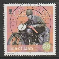 Isle Of Man 2004 The 100th Anniversary Of The Birth Of George Formby, 1904-1961 28p SW 1124 Multicolored O Used - Isla De Man