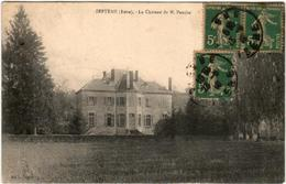 51am 1408 CPA - SEPTEME - LE CHATEAU DE M. PAUCHE - Autres Communes
