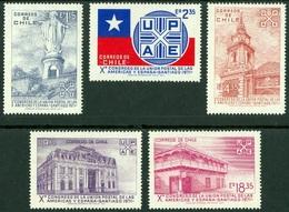 CHILE 1971 UPAE CONGRESS** (MNH) - Chile