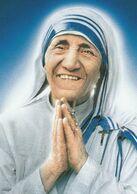 MERE THERESA - MOTHER THERESA OF CALCUTTA - PRAYER / PRIERE - Religión & Esoterismo