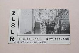 ZL3LR New Zealand Christchurch > WOZEP > 1950 Littleton Colorado USA ( See / Voir Photo ) - Radio-amateur