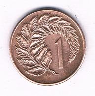 1 CENT 1983 NIEUW ZEELAND /7355/ - Nuova Zelanda
