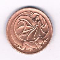 2 CENTS 1979 AUSTRALIE /7356/ - Decimal Coinage (1966-...)