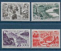 France P.A.  Série N° 24 à 27 *  -- Cote : 70 € - 1927-1959 Postfris