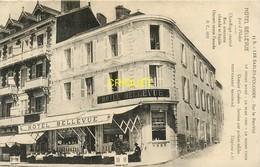 85 Les Sables D'Olonne, Hotel Bellevue Sur Le Remblai, Visuel Pas Courant - Sables D'Olonne