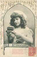Illustrateur Bergeret - Ste Goulue - Femme     N 863 - Vrouwen