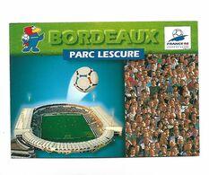 BORDEAUX PARC LESCURE Coupe Du Monde France 98  VUE AERIENNE - Fussball