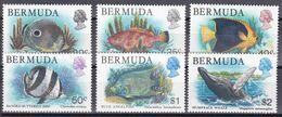Bermuda Inseln 1978/79 - Lot - Postfrisch MNH - Tiere Animals Fische Fishes - Fishes