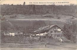 74 Haute SAVOIE LE Superbe Chalet Boidevèzi-Bonzanigo à BAS-MORNEX - Other Municipalities
