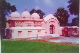 Bangladesh Mithapukur Mosque - Bangladesh