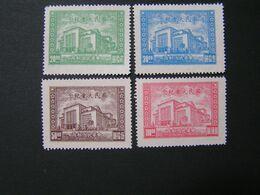CHINA 1945 No 771-774 San Gom. - Chine