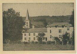 Salmagne Colonie De St-Martin-des-Champs Notre Maison Et L'Eglise  Cpsm - Andere Gemeenten