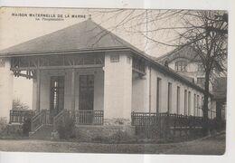 CPA-51-Marne- Chalons-sur-Marne- Maison Maternelle De La Marne- La Pouponnière- - Châlons-sur-Marne