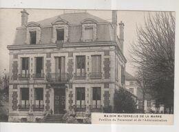 CPA-51-Marne- Chalons-sur-Marne- Maison Maternelle De La Marne- Pavillon Du Personnel Et De L'Administration- - Châlons-sur-Marne