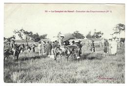VIET NAM - Le Complot De Hanoï - Exécution Des Empoisonneurs (N° 1) - Ed. Collection Assignat - Vietnam