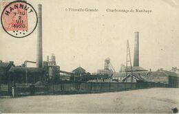 Flémalle-Grande  Charbonnage De Marihaye  Cpa - Flémalle
