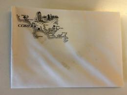 Carnac   Enveloppe  Illustrée - Carnac