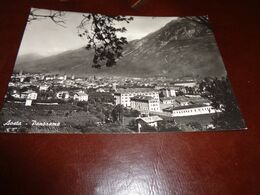 B663  Aosta Panorama Viaggiata - Aosta