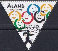 ALAND 2008 Mi-Nr. 295 O Used - Aus Abo - Aland