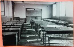 PHOTO FORMAT CARTE - DOUAI 59 - ECOLE SALLE DE CLASSE (A SITUER) - PHOTO A. FAIDHERBE  - SCAN RECTO/VERSO-10 - Douai