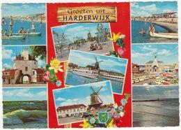 Harderwijk : 3x Molen, Speeltuin, Strand, Vispoort Etc - Harderwijk