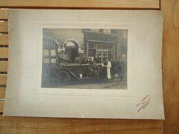 Thourout - Torhout   Henri Cottenier Bourg   Foto  Op Hardkarton     Afmeting Foto 16,50 Cm X 11,50 Cm   (  Scans ) - Torhout
