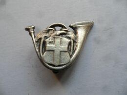 (Militaria - Insigne Miniature Type Broche...sans Réf.) - 13 ème Bataillon De Chasseurs Alpins (13è BCA)....voir Scans - Army